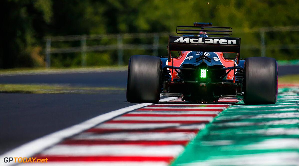 McLaren lanceert 'plannen' voor Grand Prix in Woking