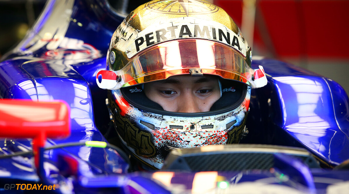 Gelael to run four FP1 sessions with Toro Rosso