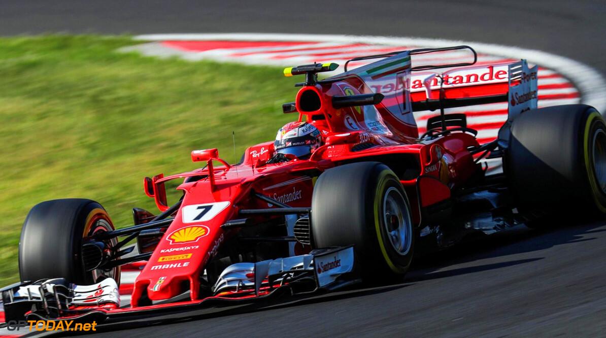 Ferrari lijkt door te gaan met Vettel en Raikkonen