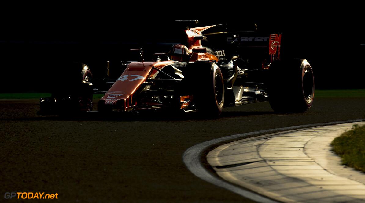 Hungaroring, Budapest, Hungary. Wednesday 2 August 2017. Lando Norris, McLaren MCL32 Honda. World Copyright: Zak Mauger/LAT Images ref: Digital Image _56I9758  Zak Mauger    f1 formula 1 formula one test testing action ts-live