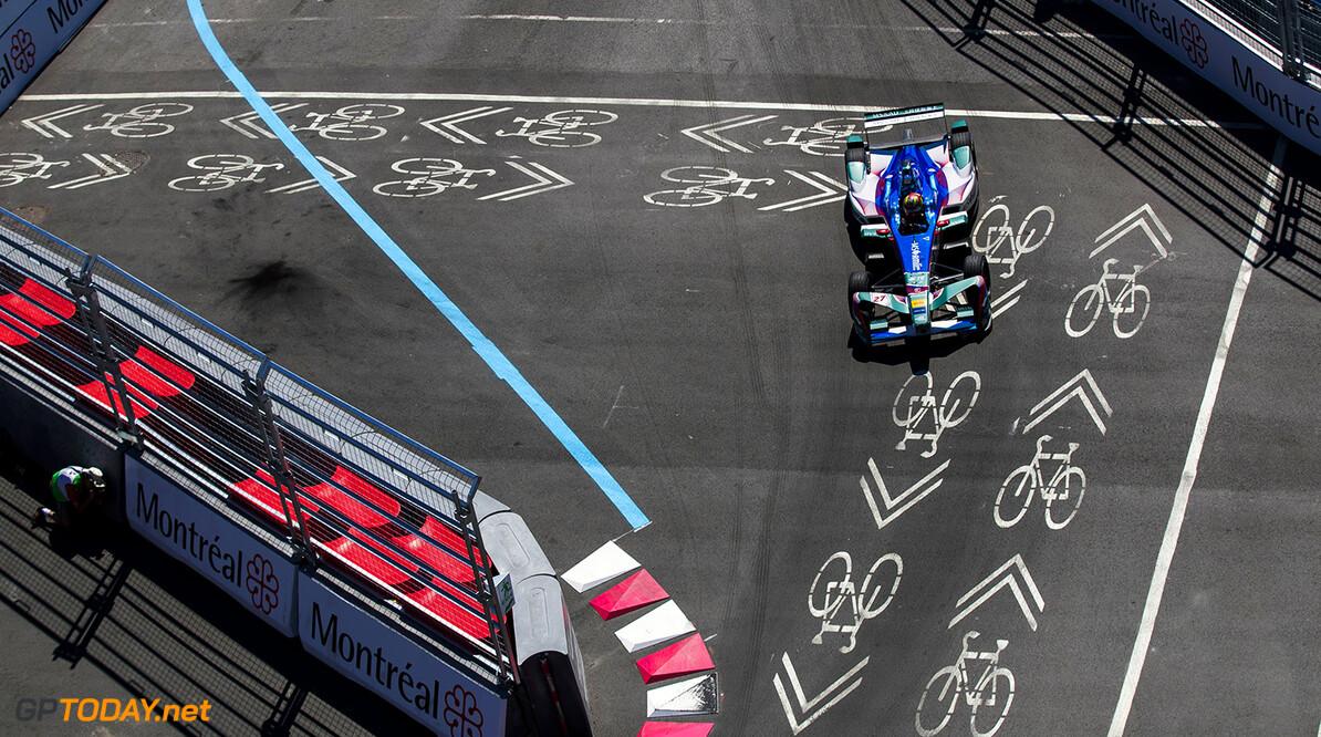 2016/2017 FIA Formula E Championship. Round 12 - Montreal ePrix, Canada Sunday 30 July 2017. Robin Frijns (NLD), Amlin Andretti, Spark-Andretti, ATEC-02. Photo: Sam Bloxham/LAT/Formula E ref: Digital Image _J6I6324  Sam Bloxham    fe formula e CA action