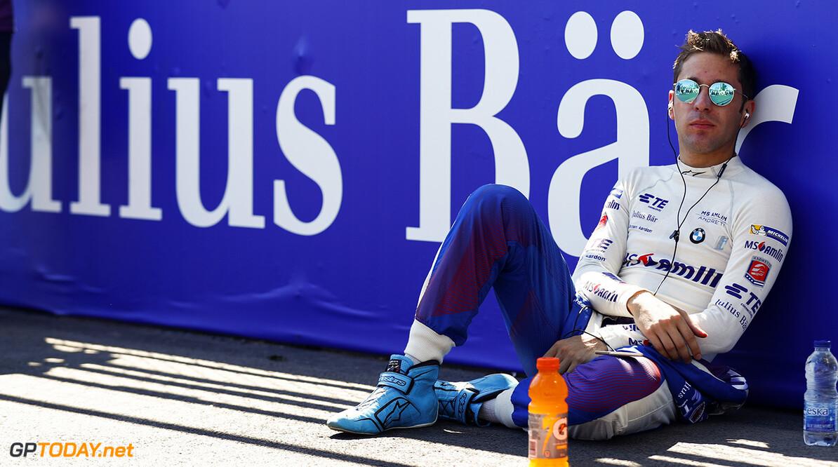 2016/2017 FIA Formula E Championship. Round 12 - Montreal ePrix, Canada Sunday 30 July 2017. Robin Frijns (NLD), Amlin Andretti, Spark-Andretti, ATEC-02. Photo: Sam Bloxham/LAT/Formula E ref: Digital Image _J6I6783      CA fe formula e