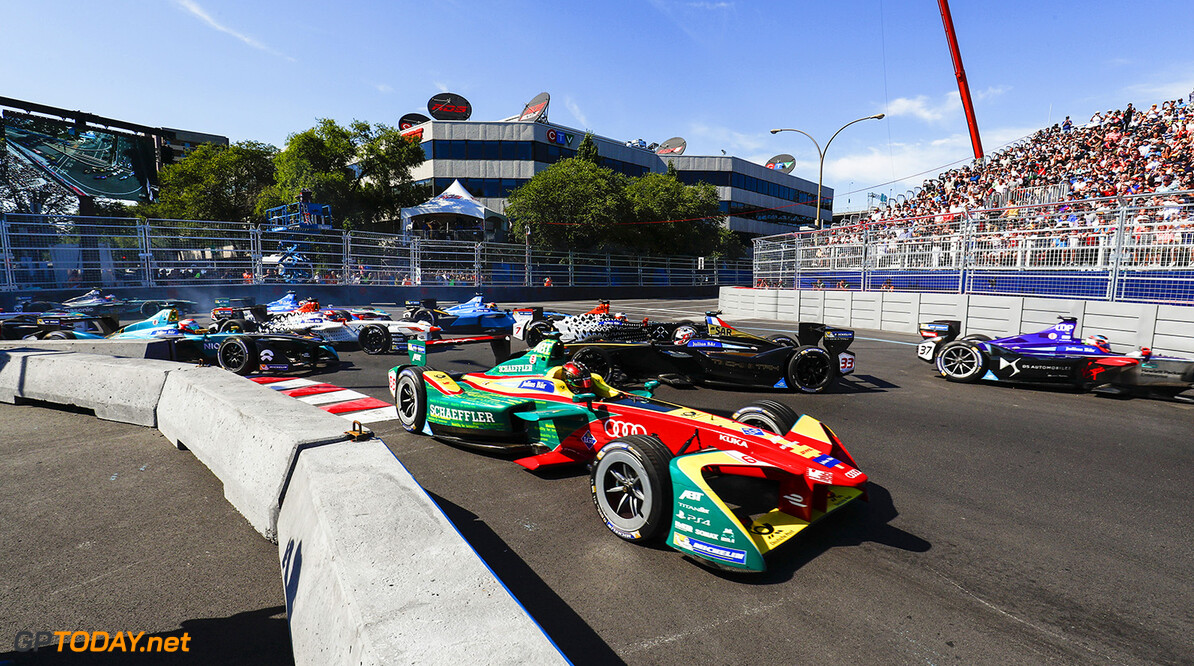Formula E set to introduce all electric touring car series for 2018/19
