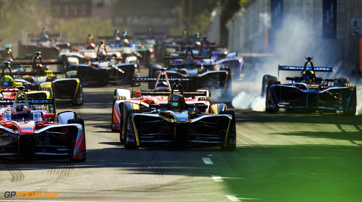 All the major crashes in Formula E this season