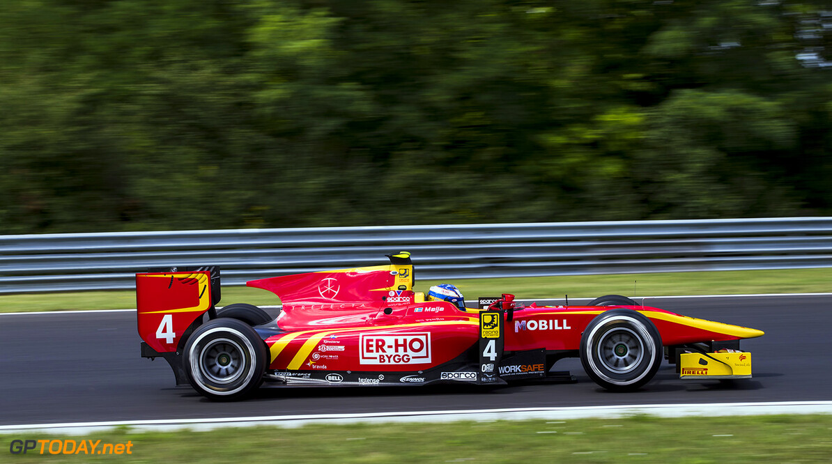 2017 FIA Formula 2 Round 7.