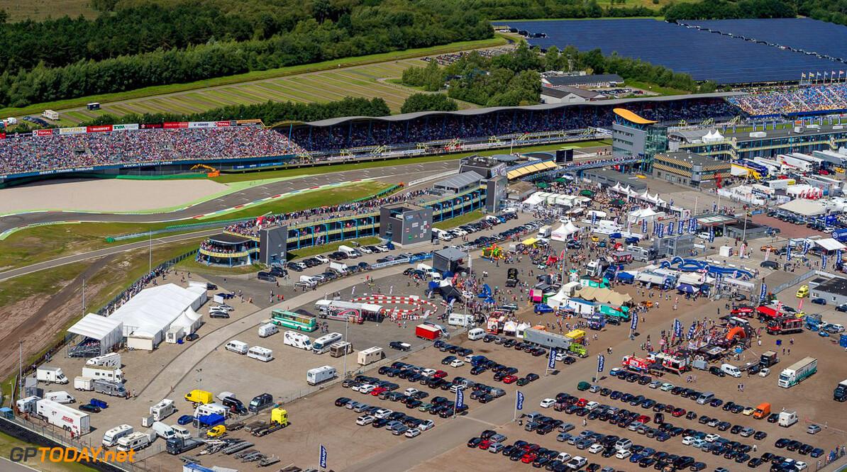 Voorgestelde aanpassingen Assen voor komst Formule 1