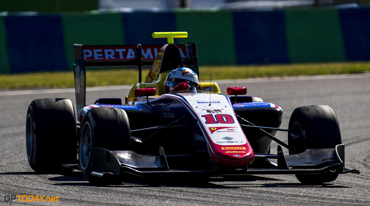 2017 GP3 Series Round 4. 