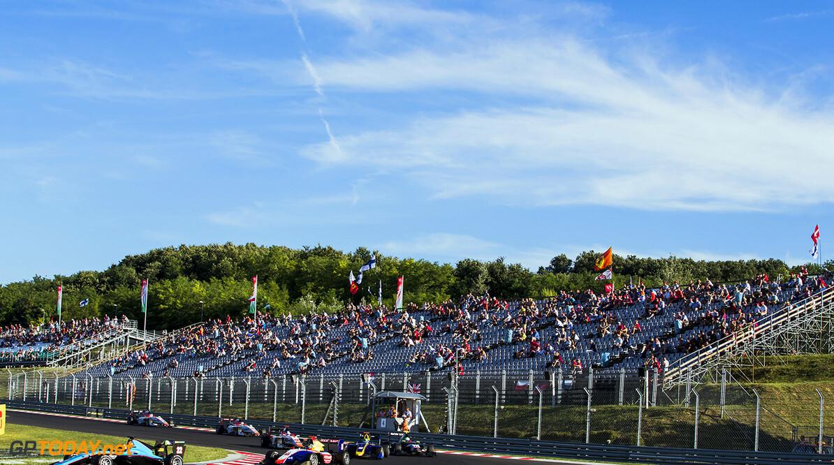 2017 GP3 Series Round 4.  Hungaroring, Budapest, Hungary. Saturday 29 July 2017. Alessio Lorandi (ITA, Jenzer Motorsport).  Photo: Zak Mauger/GP3 Series Media Service. ref: Digital Image _54I3922   Zak Mauger    Race One 1 action