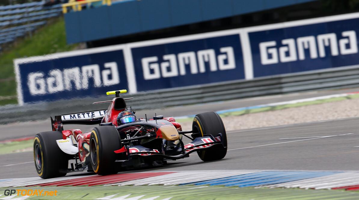 BOSS GP in het voorprogramma van Duitse Grand Prix