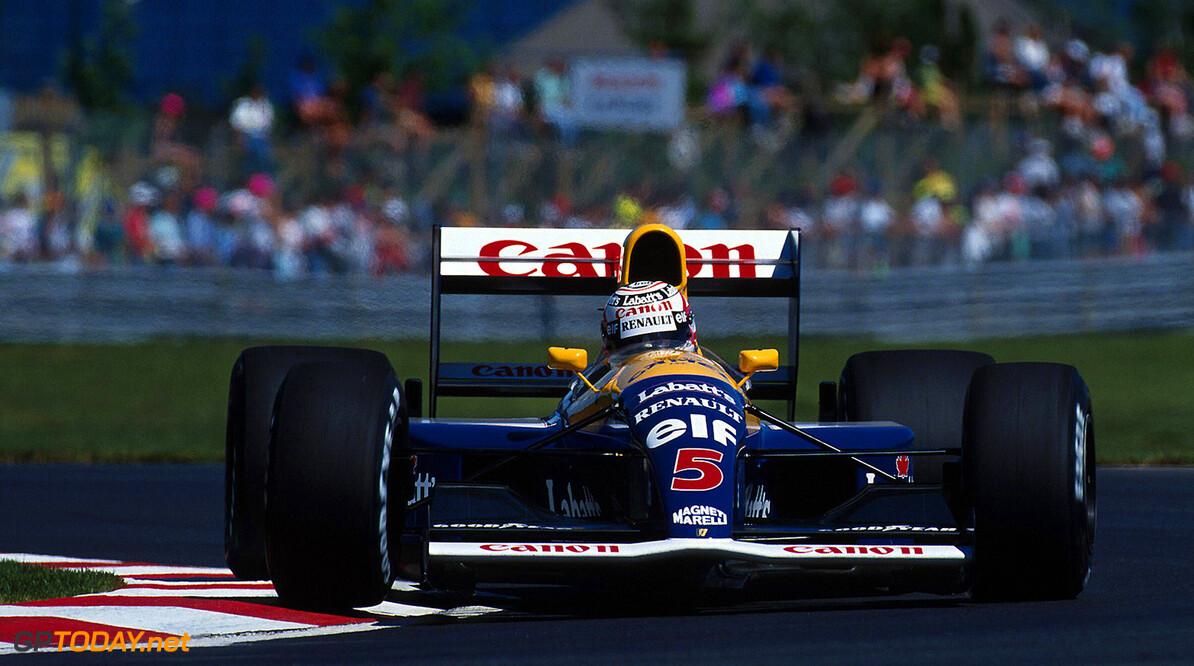 <strong>Historie:</strong> The second chance: Deel 4 Nigel Mansell - Gebroken nek, tranen en een kampioenschap wat verloren ging in Suzuka (1987)