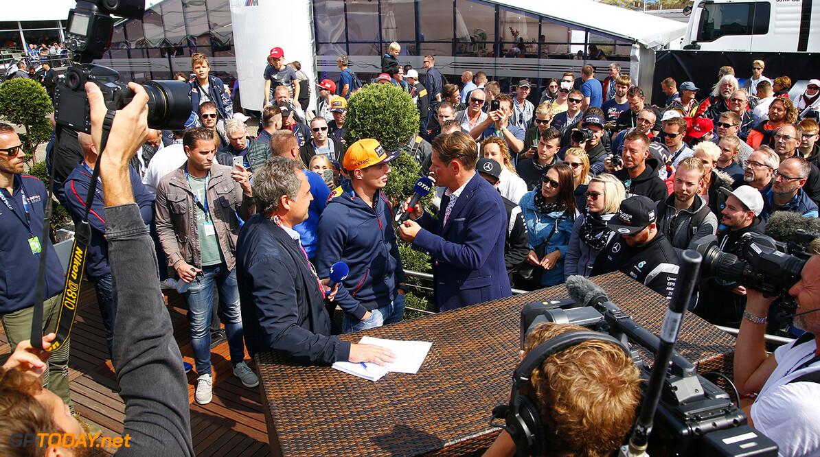 DTM race in Zandvoort Max Verstappen Motorsports: DTM race in Zandvoort HZ Zandvoort Netherlands  Motorsport Sport DTM Zandvoort Circuit Zandvoort