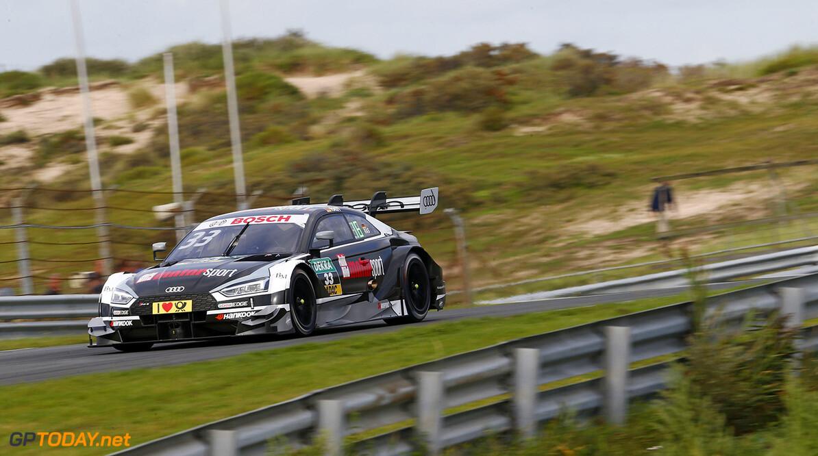 DTM race in Zandvoort #33 Ren? Rast, Audi RS5 DTM Motorsports: DTM race in Zandvoort HZ Zandvoort Netherlands  Action Aktion  Circuit Zandvoort DTM Motorsport Sport VersandPartnerStandard Zandvoort