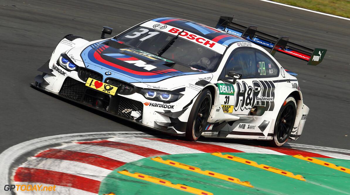 DTM race in Zandvoort #31 Tom Blomqvist, BMW M4 DTM Motorsports: DTM race in Zandvoort HZ Zandvoort Netherlands  Motorsport Sport DTM Zandvoort Circuit Zandvoort