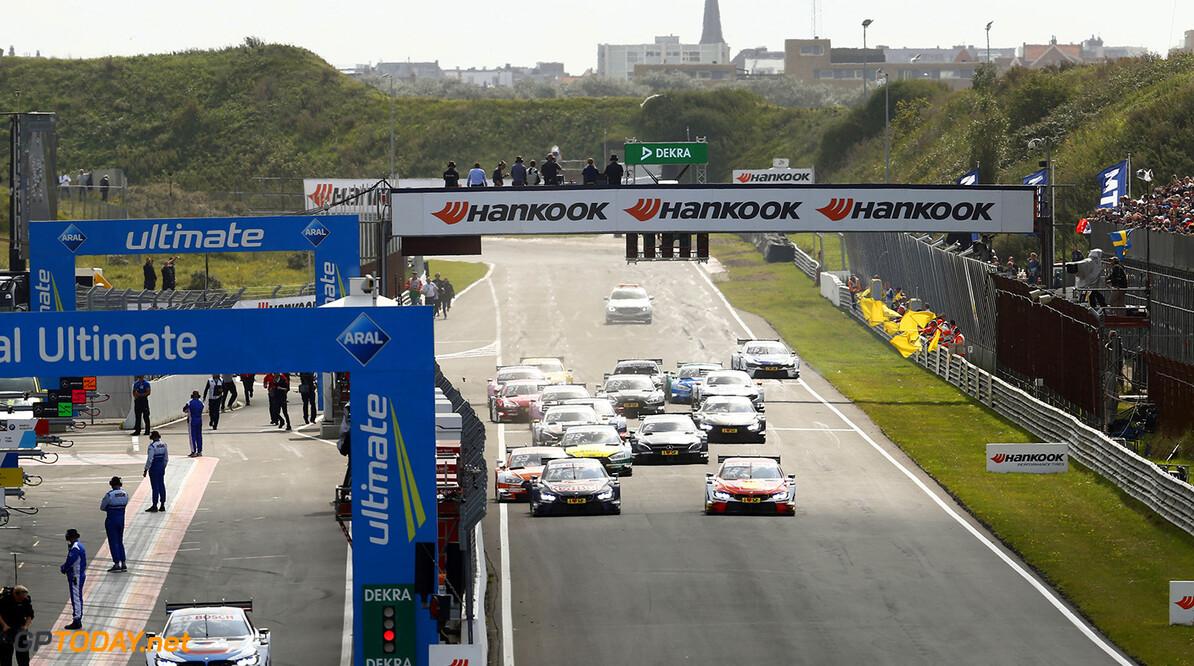 DTM race in Zandvoort Start Motorsports: DTM race in Zandvoort HZ Zandvoort Netherlands  Motorsport Sport DTM Zandvoort Circuit Zandvoort