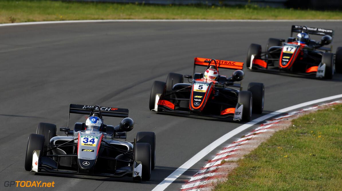 Hitech GP contracteert Brits F3-kampioen Ahmed