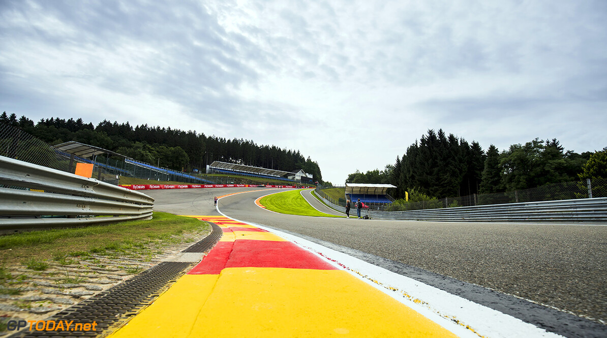 2017 FIA Formula 2 Round 8. Spa-Francorchamps, Spa, Belgium. Thursday 24 August 2017. A view of the track. Photo: Zak Mauger/FIA Formula 2. ref: Digital Image _54I9466   Zak Mauger    preview ,,,,,