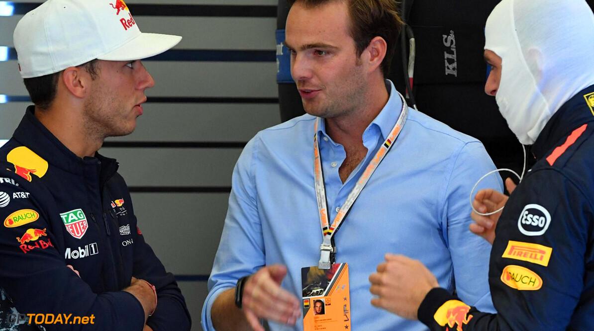 """Van der Garde: """"Verstappen ready to beat Hamilton"""""""