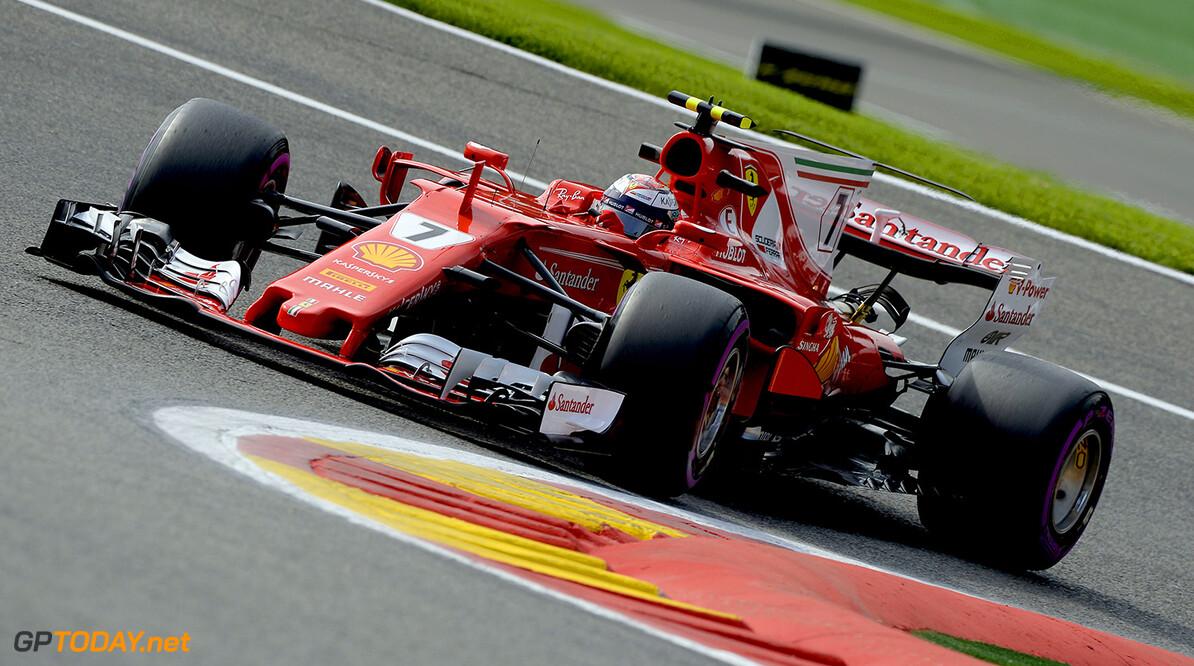 G.P. BELGIO F1/2017  G.P. BELGIO F1/2017 - SPA FRANCORCHAMPS  (C) FOTO STUDIO COLOMBO PER FERRARI MEDIA ((C) COPYRIGHT FREE) G.P. BELGIO F1/2017  (C) FOTO STUDIO COLOMBO SPA FRANCORCHAMPS BELGIO