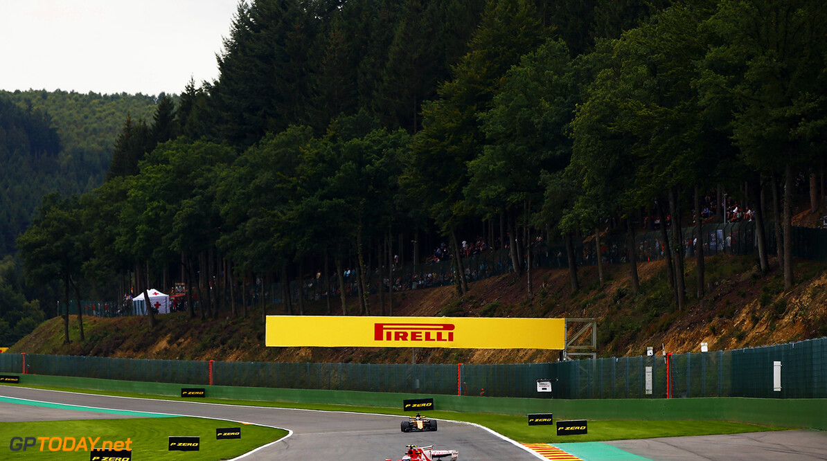 Spa Francorchamps, Belgium.  Friday 25 August 2017. World Copyright: Andy Hone/LAT Images  ref: Digital Image _ONY3781      f1 formula 1 formula one