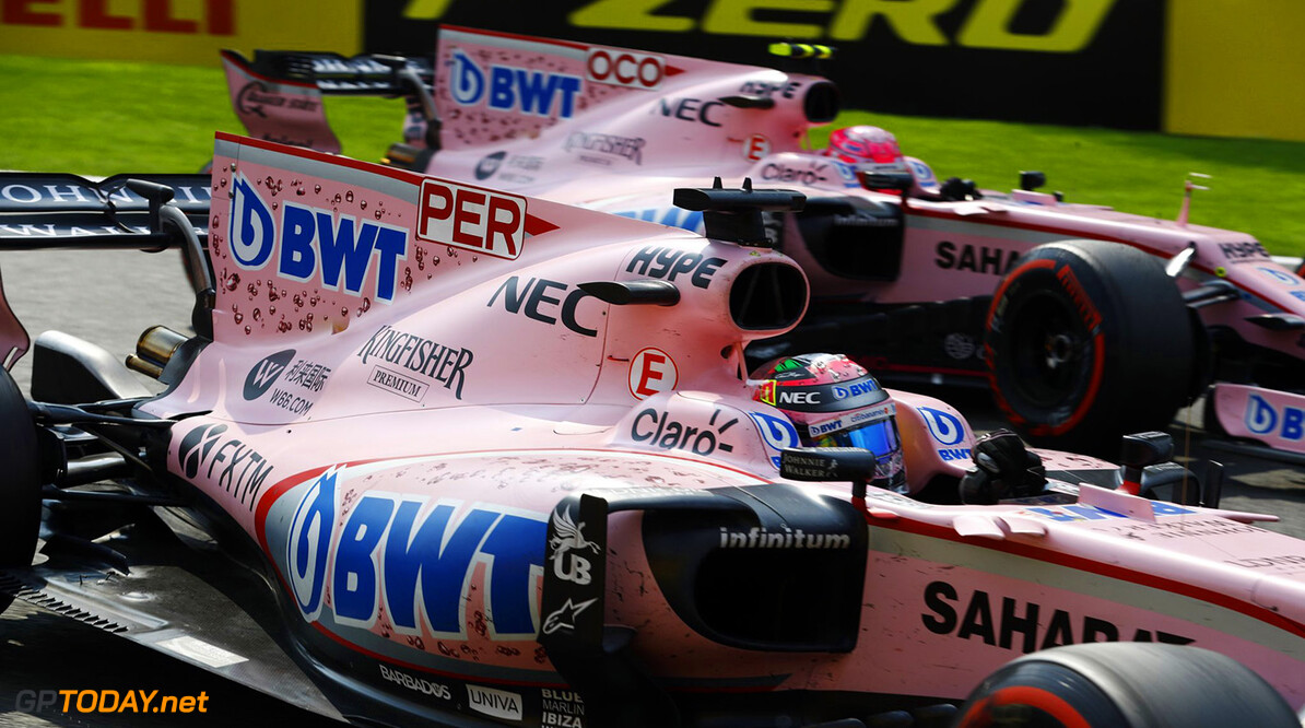 Force India not ruling out 2018 line-up change