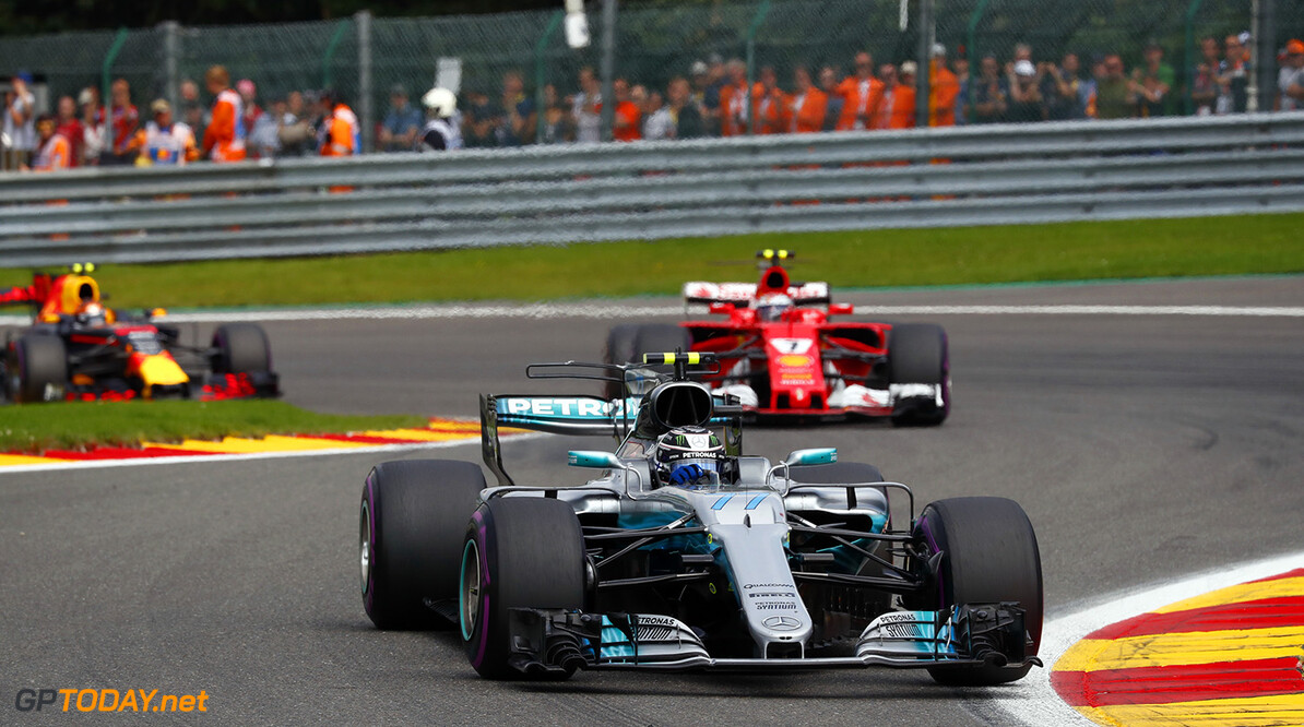 Mercedes gearing up for tense finale to 2017 battle