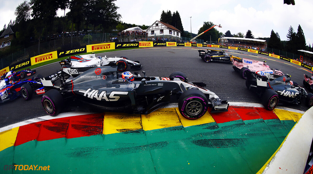 Spa Francorchamps, Belgium.  Sunday 27 August 2017. World Copyright: Steven Tee/LAT Images  ref: Digital Image _R3I1573  Steven Tee    f1, formula 1, formula one,  ts-live,,,,,,,
