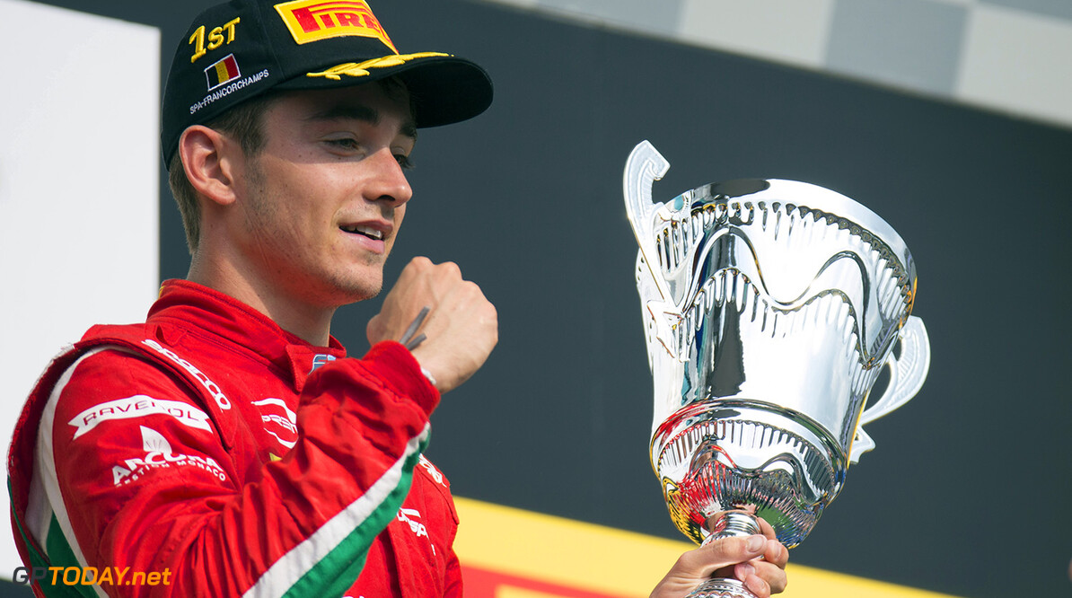 2017 FIA Formula 2 Round 8.
