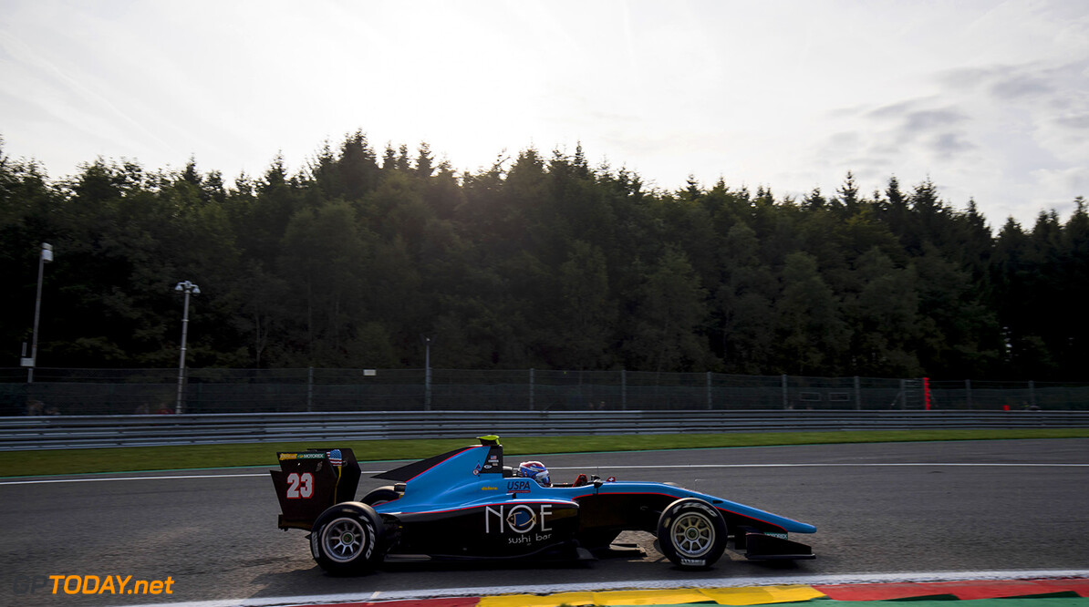 2017 GP3 Series Round 5. 