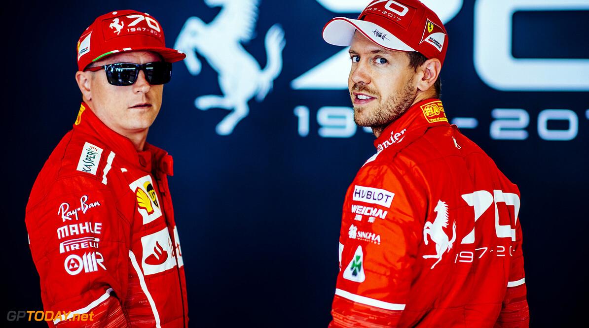 Vettel spreekt tegen dat Ferrari teamorders toepast