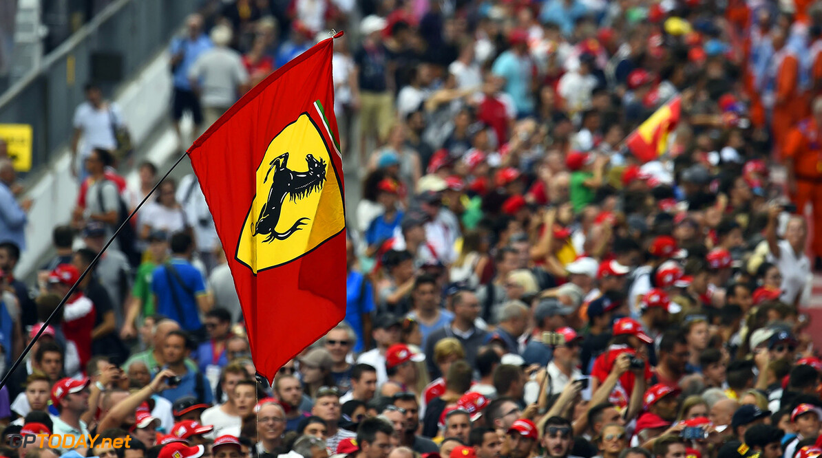 'Ferrari terug naar oorsprong met geheel rode livery'