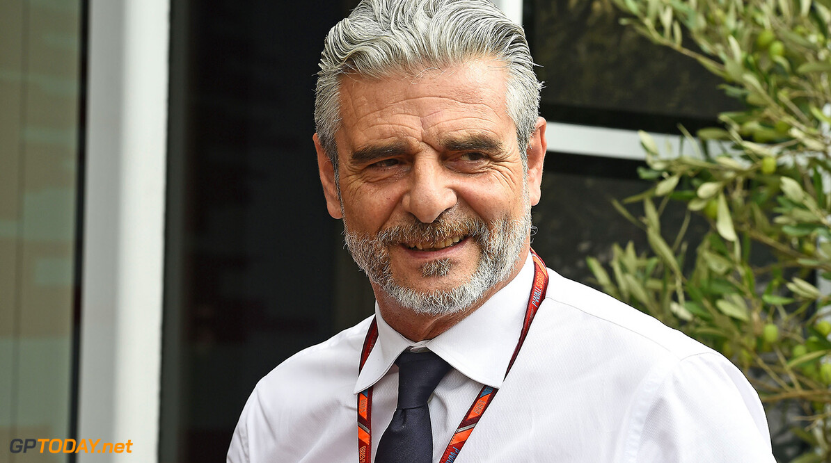 "Arrivabene: ""We cannot be satisfied with this result"""