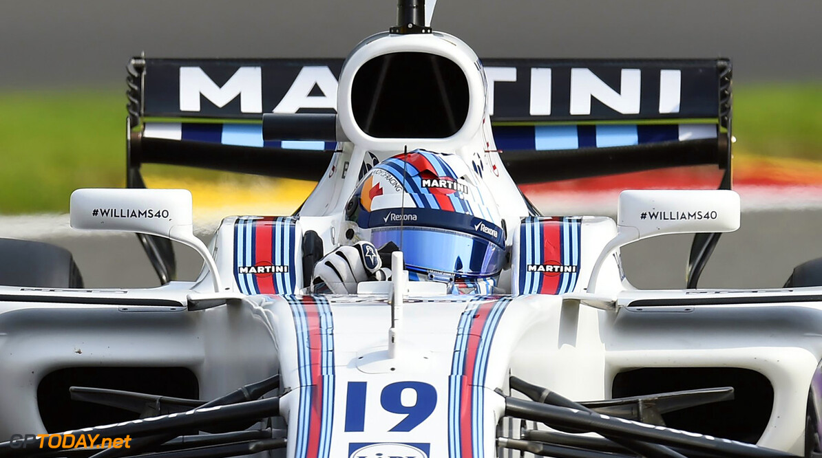 Williams happy with initial pace around Monza