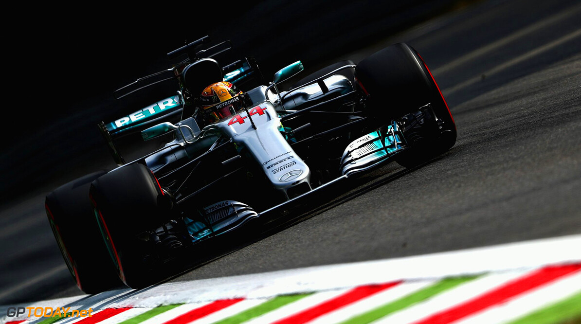 """Hamilton: """"Special experience to get a 1-2 on Ferrari's turf"""""""