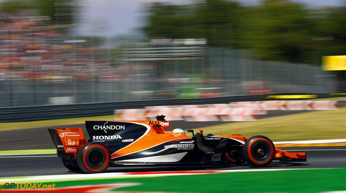 McLaren houdt voet bij stuk: verbod haaienvin blijft