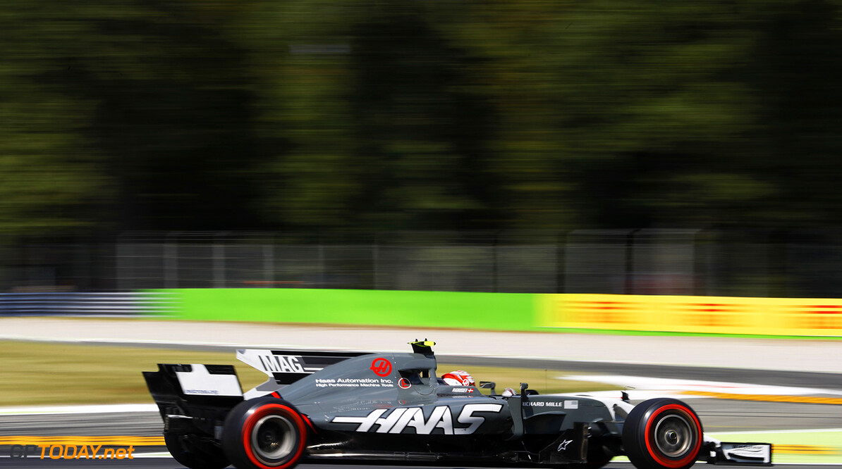 Magnussen admits Haas was not quick enough for points