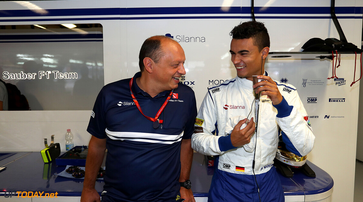 Pascal Wehrlein quiet on new 2018 Sauber seat rumours