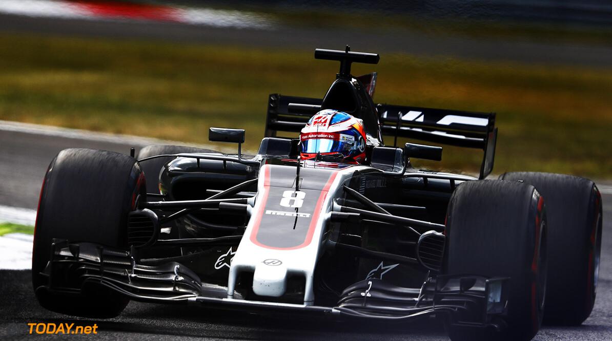 Romain Grosjean denkt dat regenrace in Singapore te gevaarlijk is