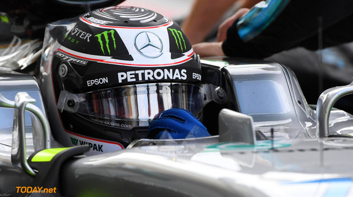 Bottas would accept role as number 2 at Mercedes