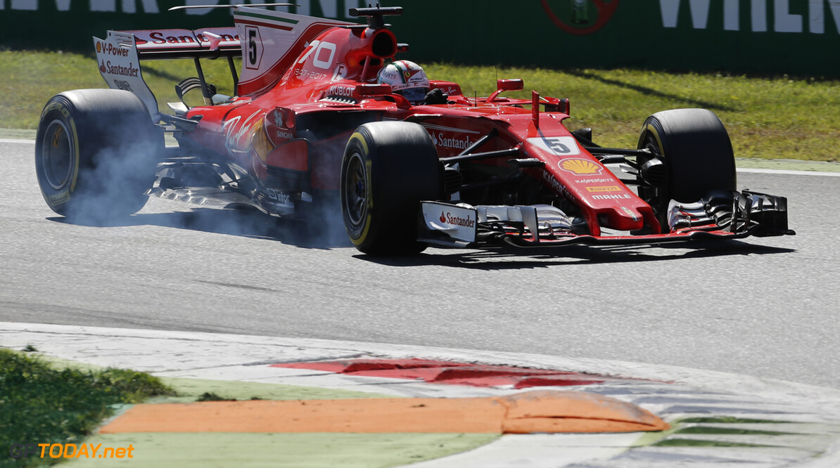 Photo: Richard de Klerk *** Local Caption *** Copyright: (C) 2017 Richard de Klerk.  Use with credit to the photographer (mandatory).  Unauthorized  use is prohibited.  Photo credits are committed Monza Italy  Formule1 Formula one GP Italy Action
