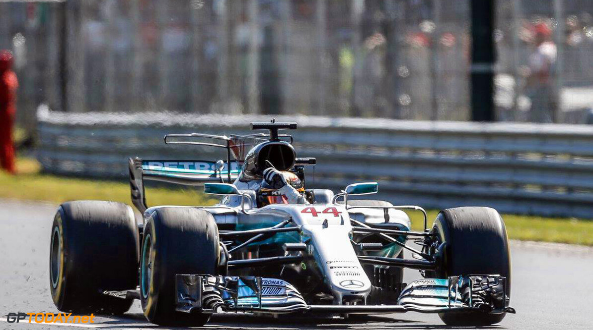 Mercedes ontleedt de winnende strategie in Italië