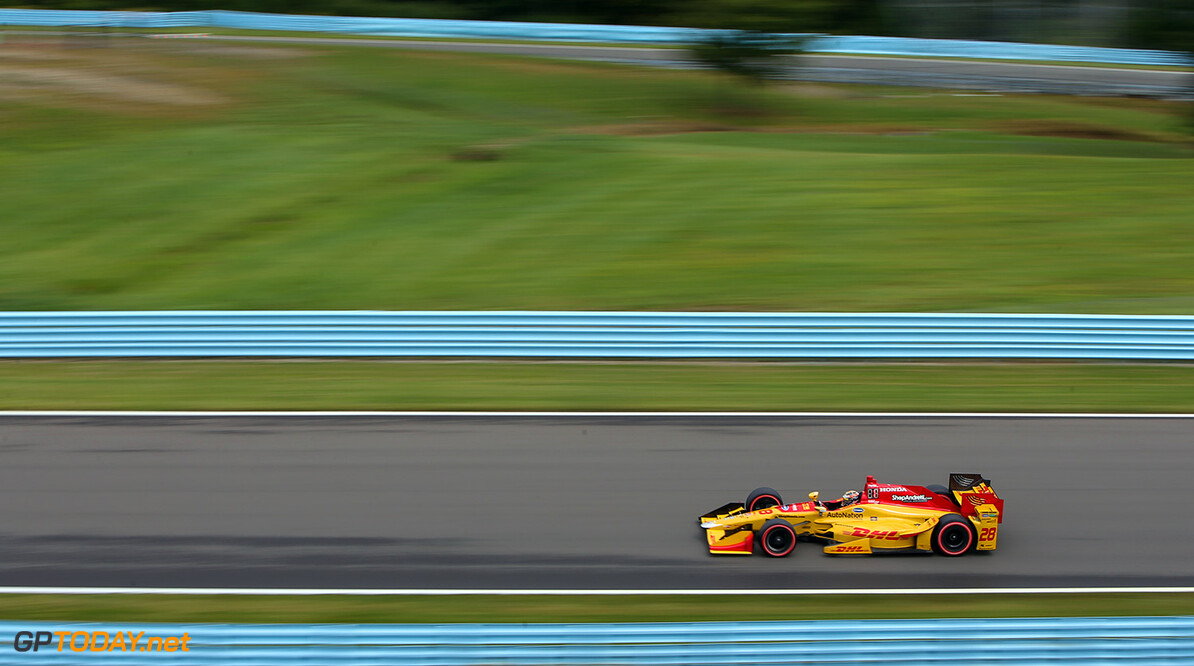 Hunter-Reay feeling refreshed heading into 2018
