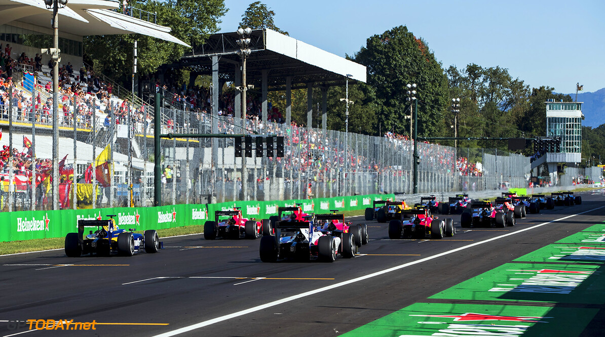 2017 FIA Formula 2 Round 9.