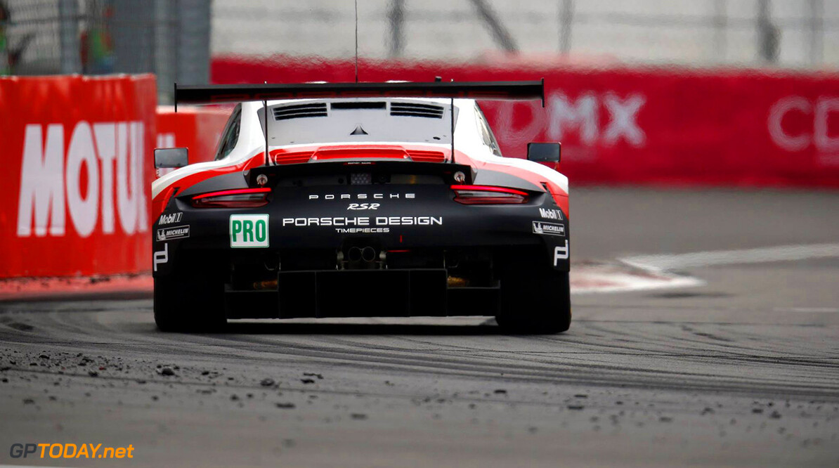 Porsche waiting on engine rules before deciding on F1 project