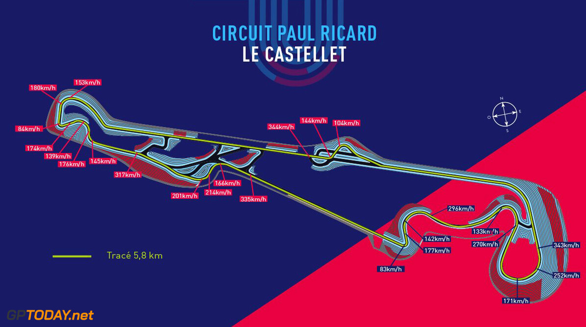 "Alesi: ""Paul Ricard a real benchmark for drivers"""