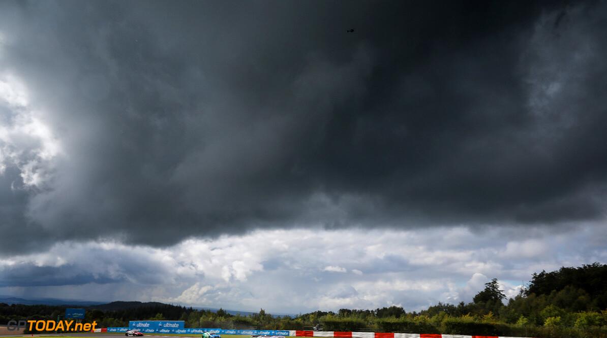 #11 Marco Wittmann, BMW M4 DTM, #5 Mattias Ekstr?m, Audi RS5 DTM Motorsports: DTM race Nuerburgring Gruppe C / Hoch Zwei    Aktion action Fahraufnahme Fahrszene Rennaction Rennszene VersandPartnerDTM VersandPartnerStandard race race action