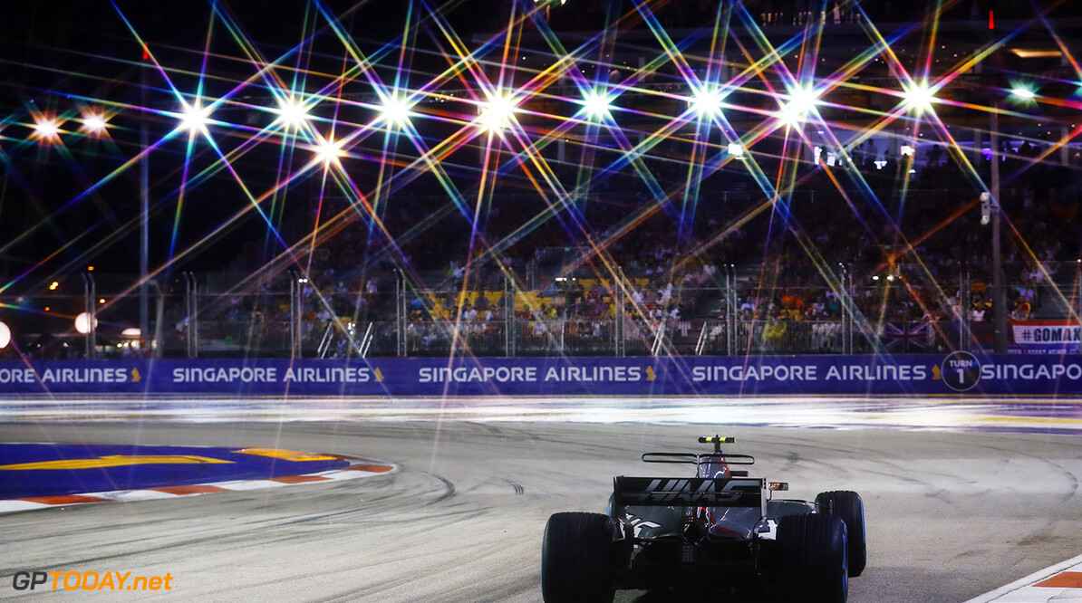 Marina Bay Circuit, Marina Bay, Singapore. Sunday 17 September 2017. World Copyright: Steven Tee/LAT Images  ref: Digital Image _O3I0791  Steven Tee    f1, formula 1, formula one, gp,  ts-live,,,,,,,