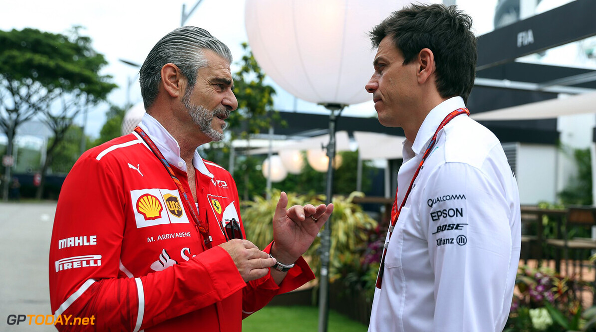 Mercedes and Ferrari hit back at Liberty plans
