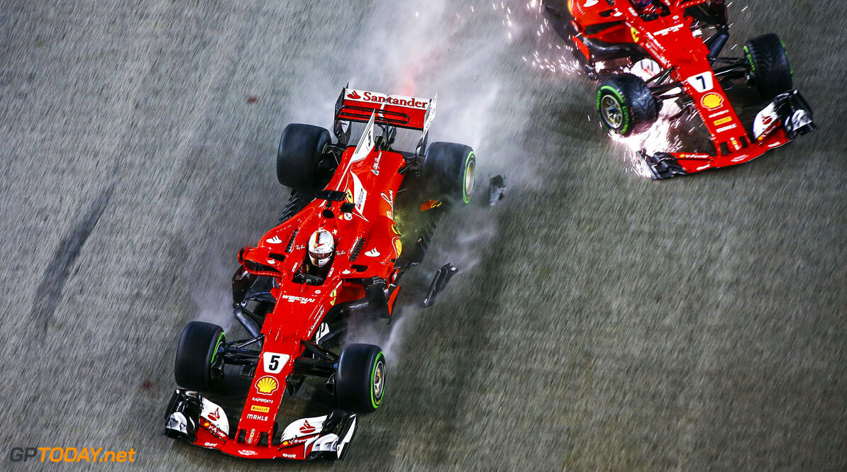 Italian press slams Ferrari after Singapore 'disaster'
