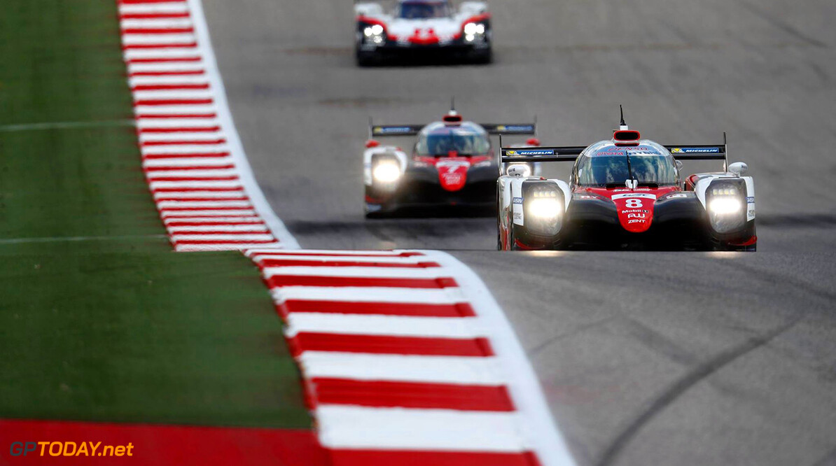 <b>Video:</b> Hartley compares LMP1 and F1 cars