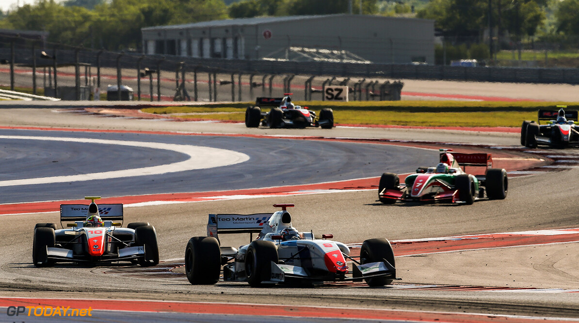 AUSTIN (USA), September 14-16 2017: Eighth round of the World Series Formula V8 3.5 at Circuit of the Americas. Konstantin Tereschenko #09 Teo Martin Motorsport. (C) 2017 Sebastiaan Rozendaal / Dutch Photo Agency COTA RACING FORMULA V8 2017 Sebastiaan Rozendaal AUSTIN